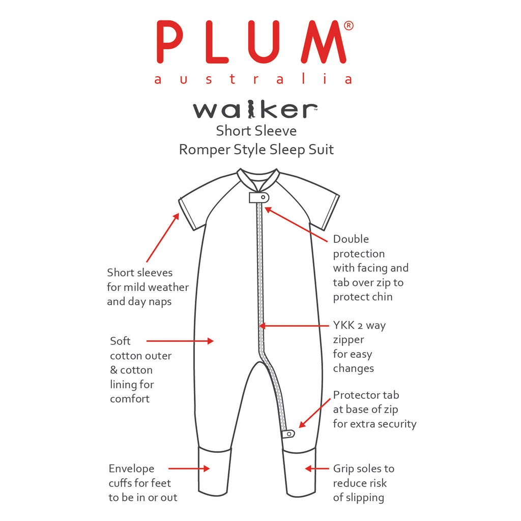 PLUM Space 0.8 TOG Jersey Walker