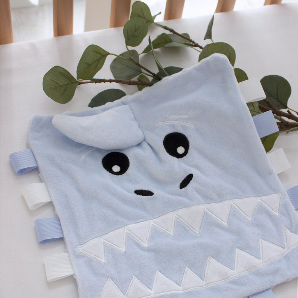 Aussie Animals Security Blanket - Shark - Bubba Blue Australia