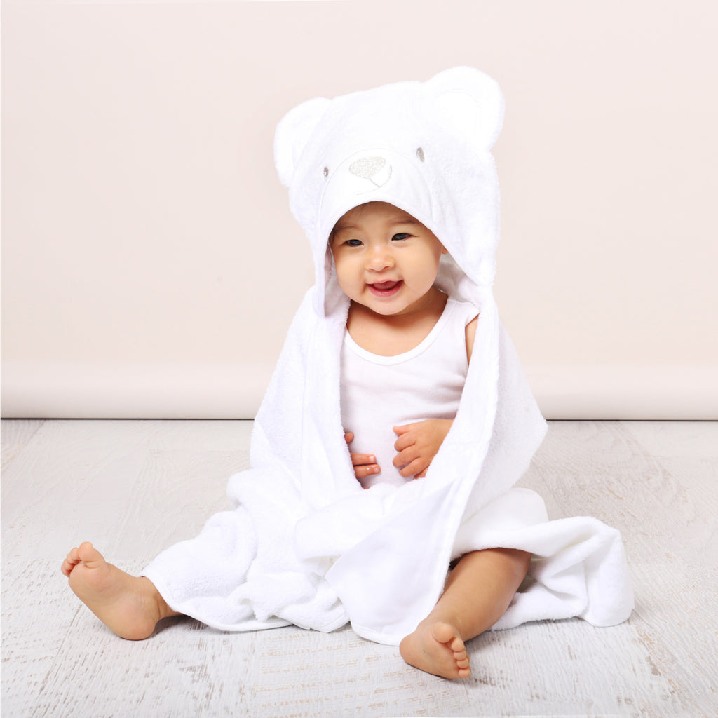 Wish Upon a Star Novelty Hooded Bath Towel