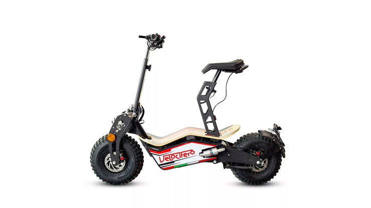 MAD MAX SCOOTER ADVENTURE 1600 WATT mit Straßenzulassung