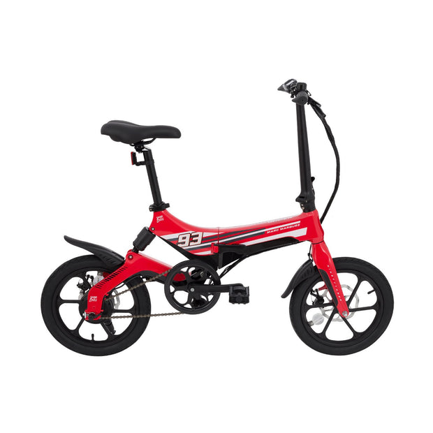 "OhmBike iRider - faltbares EBike ""Marc Marquez Edition"""