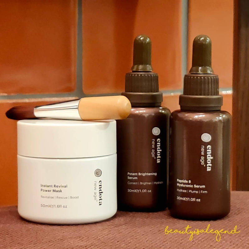New Age™ products | Review by beautyisalegend