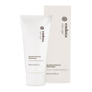 Sensitive Oatmeal Relief Mask 50mL