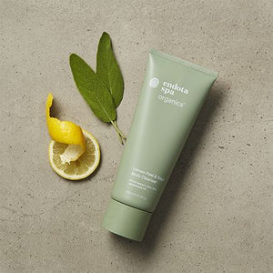Lemon Peel & Sage Body Cleanser 180ml