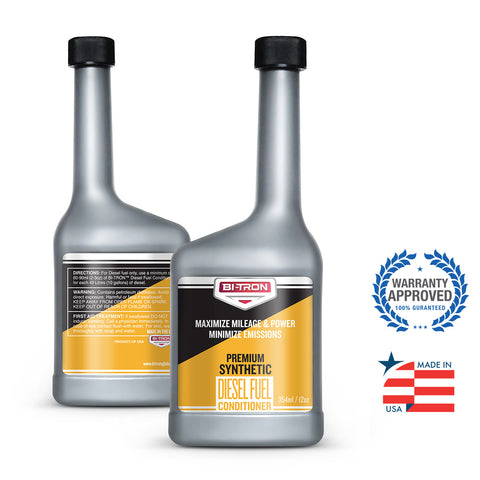 Synthetic Diesel Conditioner - 12oz (25% OFF)