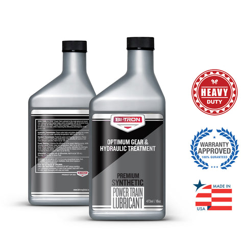 Synthetic Powertrain Treatment - 16oz