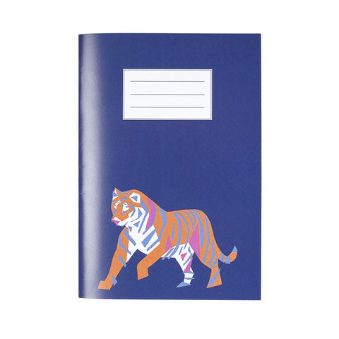 A5 Animal Exercise Book