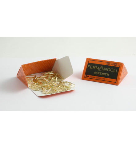 Zenith 815 Gold Paperclips