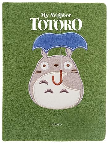 Totoro Plush Journal