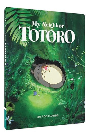 My Neighbor Totoro Postcards