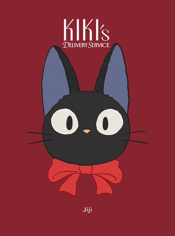 Kiki's Delivery Service Plush Journal