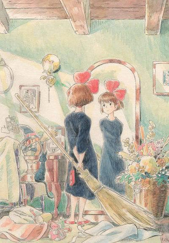 Kiki's Delivery Service Journal