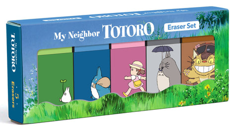 My Neighbor Totoro Eraser Set