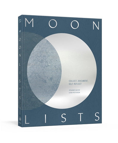 Moon Lists Guided Journal