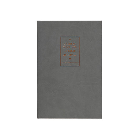 British Library A5 Quote Notebook