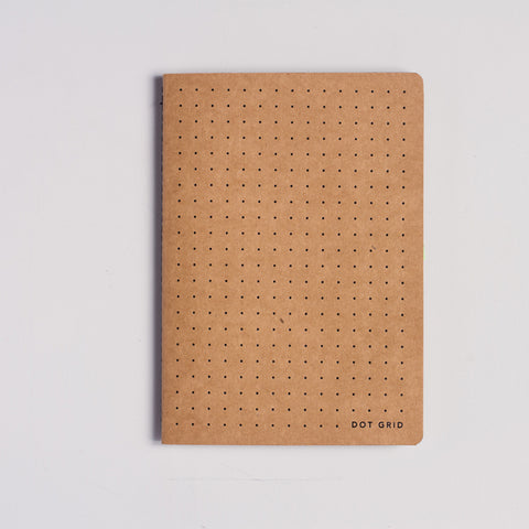 MiGoals Dot Grid A5 Notebook