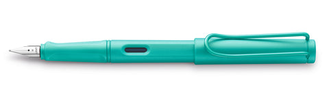 Lamy Special Edition Safari Candy Fountain Pen