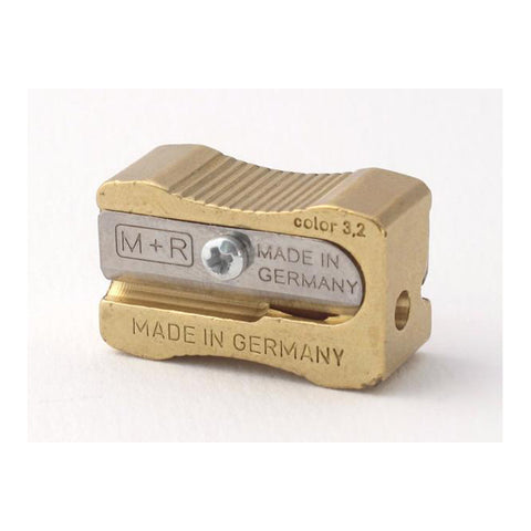 M+R Brass Lead Sharpener