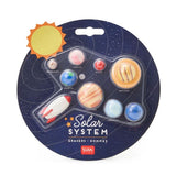 Solar System Rubbers
