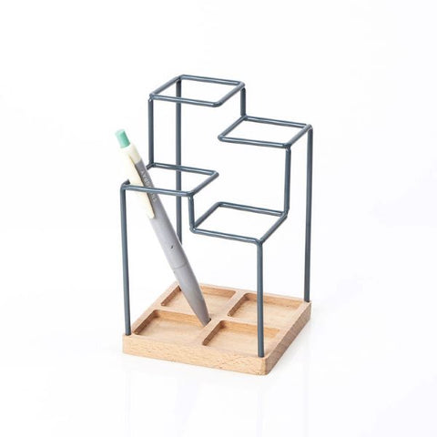 Block Design Sketch Desk Tidy