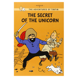 The Adventures of Tintin Books