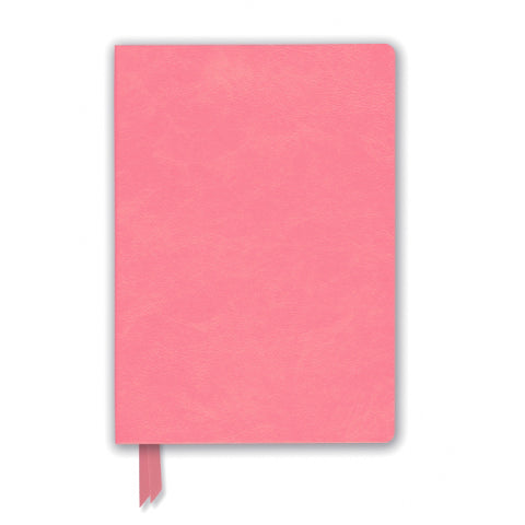 Flame Tree Floral Edged Notebook