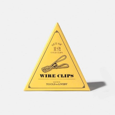 Tools To Live By Wire Clips