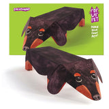 Rosie Flo Pop Up Pet Dachshund