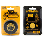 3 Metres of Facts Tape Measure