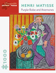 Matisse Purple Robe and Anemones 1000 Piece Jigsaw Puzzle