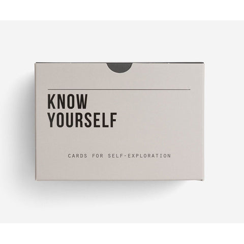 Know Yourself Card Game