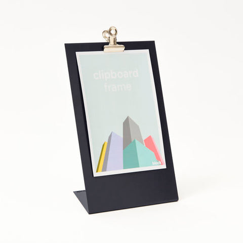 Block Design Clipboard Frame