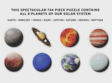 Planet Jigsaw, 744 Pieces