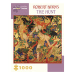 Robert Burns The Hunt 1000 Piece Puzzle