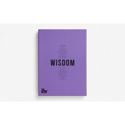 School of Life, Wisdom Cards