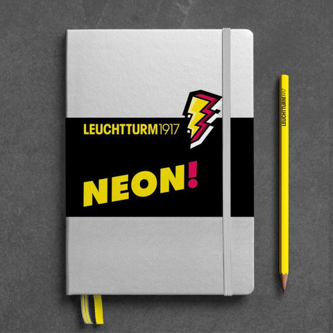 Leuchtturm 1917 Neon Notebooks Dotted