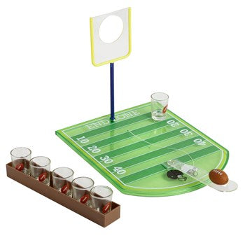 PULAMA Game Night Football Drinking Board Game
