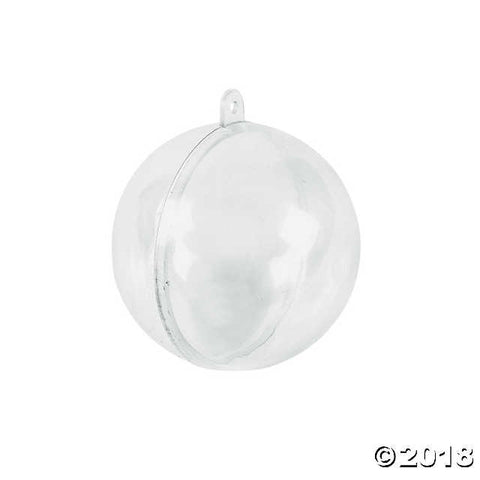 DIY Clear Ornaments - 96