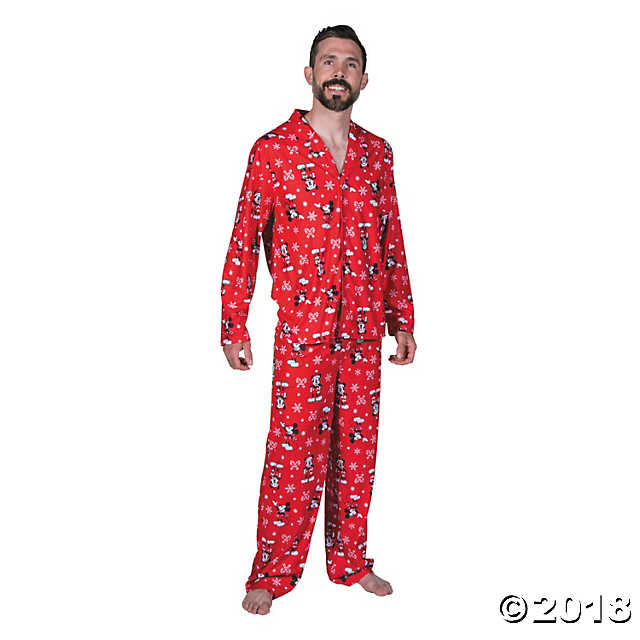 Men's Mickey Mouse Pajamas