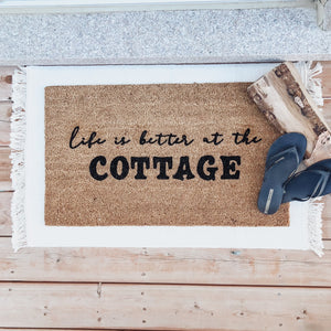 NEW - Life is better at the Cottage