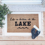 NEW - Life is better at the Lake