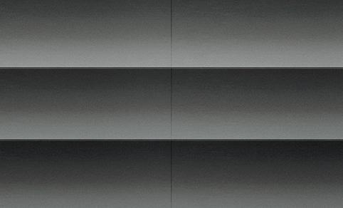"Diesel Living, Iris Ceramica Wall Tiles, Shades Of Blinds, Black, 4""x12"""