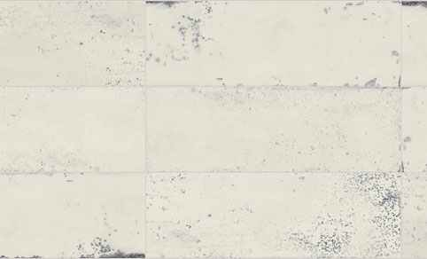 "Diesel Living, Iris Ceramica Wall Tiles, Stage, Drip Blue, 4""x12"""