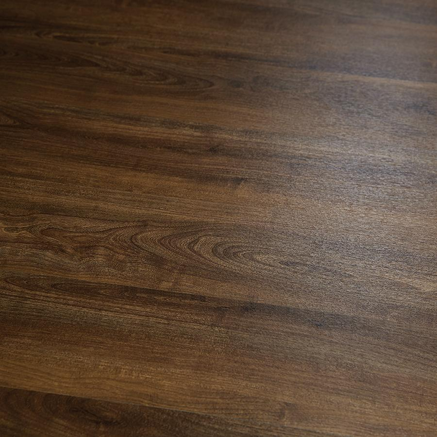 Hallmark Floors, 12Mil Waterproof Hardwood Flooring, Cambridge Walnut