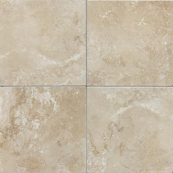 American Olean Glazed Ceramic Wall Tile, Pozzalo Collection, Multi-Color, 6x6