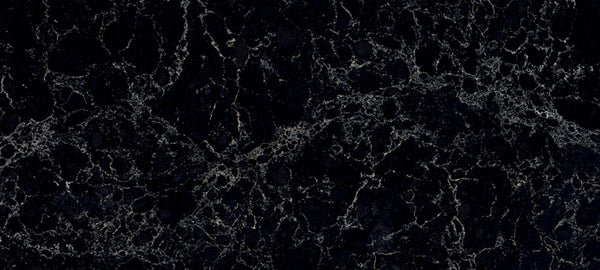 Caesarstone, Supernatural Collection, Vanilla Noir 5100 Quartz Caesarstone