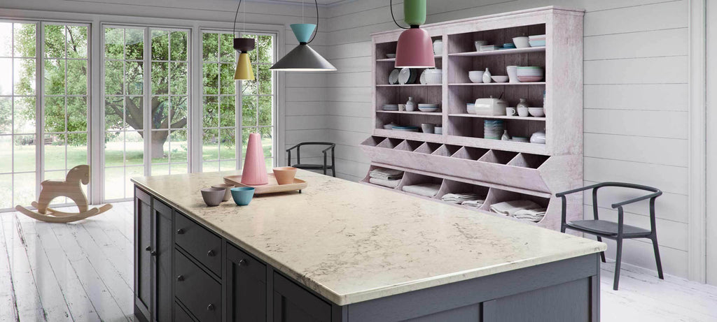 Caesarstone, Supernatural Collection, Noble Grey 5211