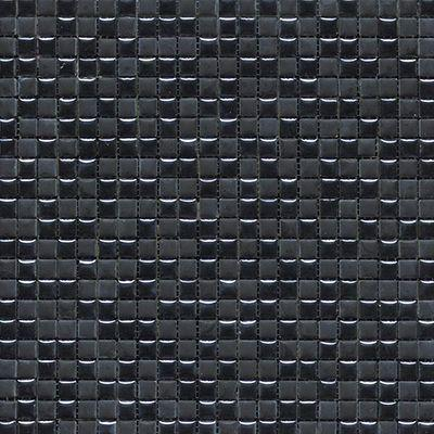 "Porcelanosa Mosaics Tile, Air Black Tiles Porcelanosa USA Black 12""X12"""