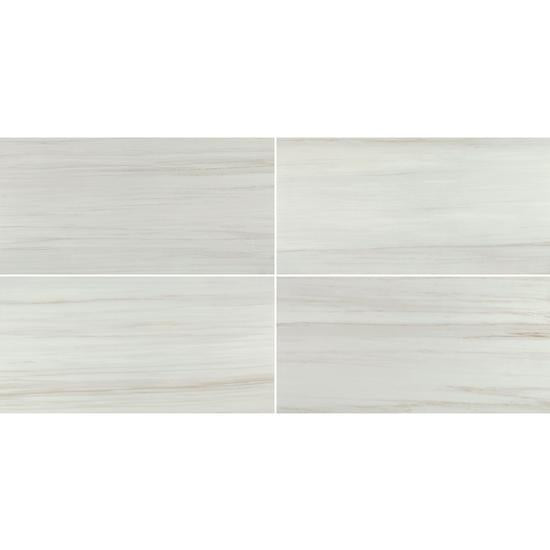 American Olean Glazed Porcelain Floor Tile, Ideology Collection, Multi-Color, 24x48