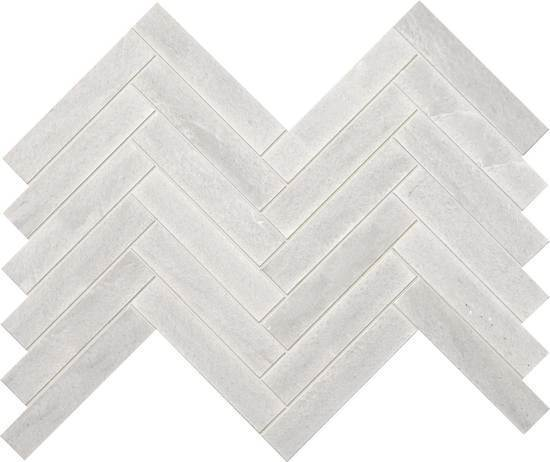 American Olean Natural Stone, Mosaic Tile, Ascend Collection, Multi-Color, 14x18 Tiles American Olean Candid Heather